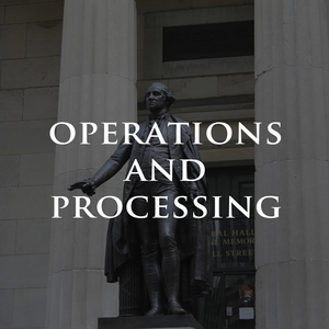Operations and Processing Financial Training Seminars